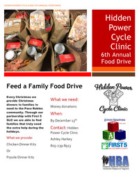 Feed A Family Food Drive